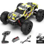 Remote control off-road vehicle four-wheel drive