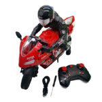 Remote control car stunt drift motorcycle toy