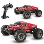 Four-wheel drive remote control off-road vehicle